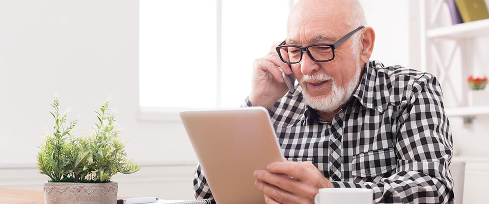 Know how seniors can detect and avoid becoming a victim of financial scams and frauds.